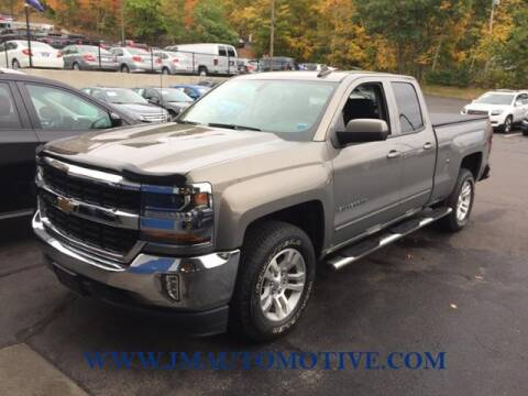 2017 Chevrolet Silverado 1500 for sale at J & M Automotive in Naugatuck CT