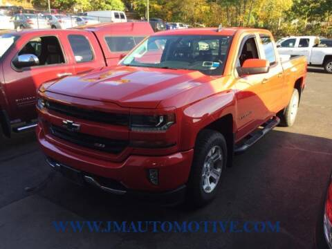 2016 Chevrolet Silverado 1500 for sale at J & M Automotive in Naugatuck CT