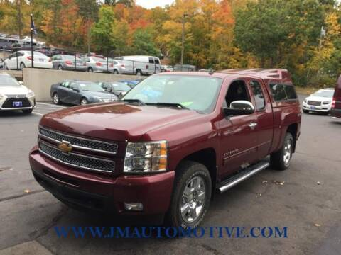 2013 Chevrolet Silverado 1500 for sale at J & M Automotive in Naugatuck CT