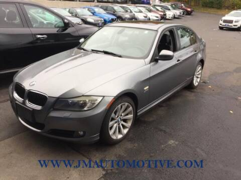2011 BMW 3 Series for sale at J & M Automotive in Naugatuck CT