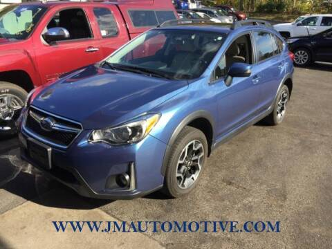 2017 Subaru Crosstrek for sale at J & M Automotive in Naugatuck CT