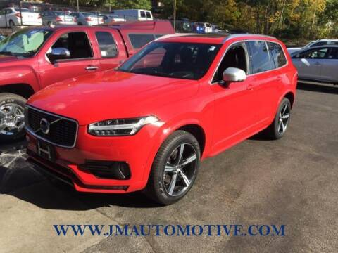 2016 Volvo XC90 for sale at J & M Automotive in Naugatuck CT
