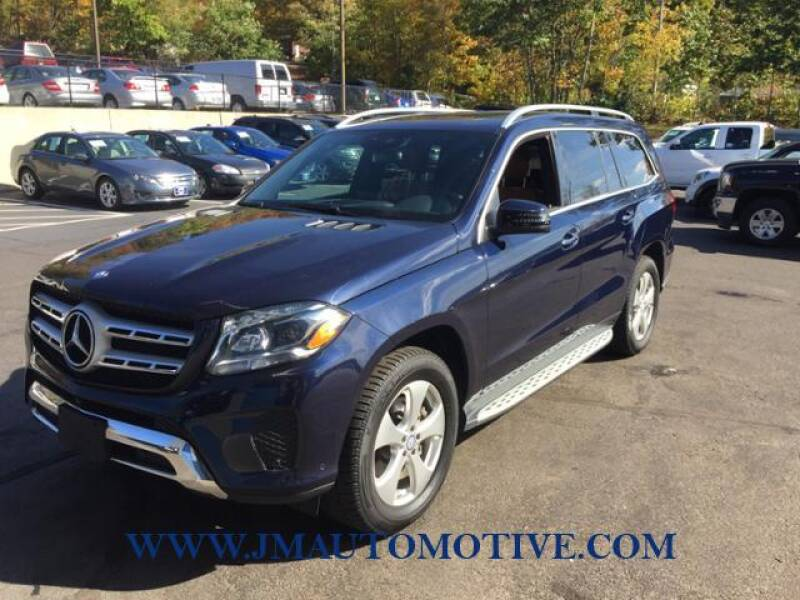 2017 Mercedes-Benz GLS for sale at J & M Automotive in Naugatuck CT