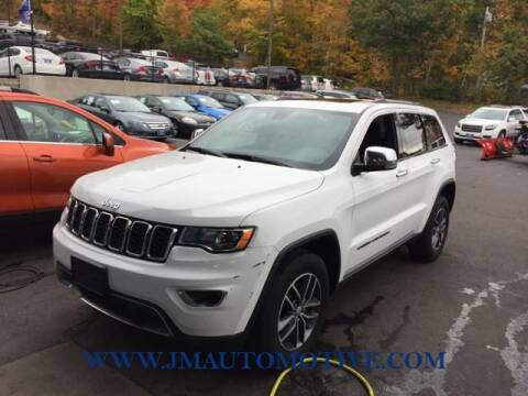 2017 Jeep Grand Cherokee for sale at J & M Automotive in Naugatuck CT