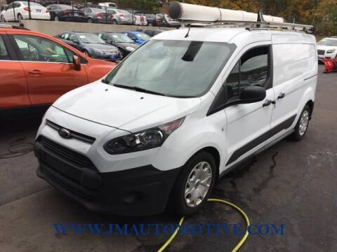 2017 Ford Transit Connect Cargo for sale at J & M Automotive in Naugatuck CT