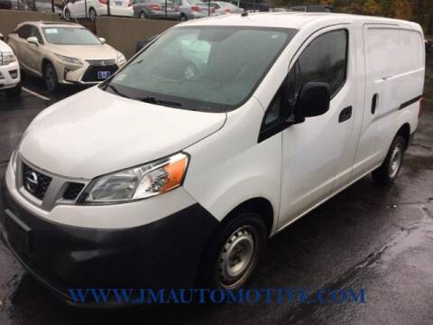 2015 Nissan NV200 for sale at J & M Automotive in Naugatuck CT