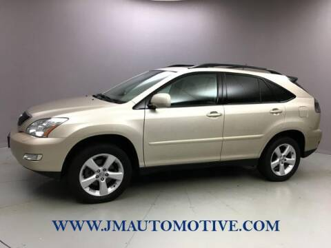 2004 Lexus RX 330 for sale at J & M Automotive in Naugatuck CT