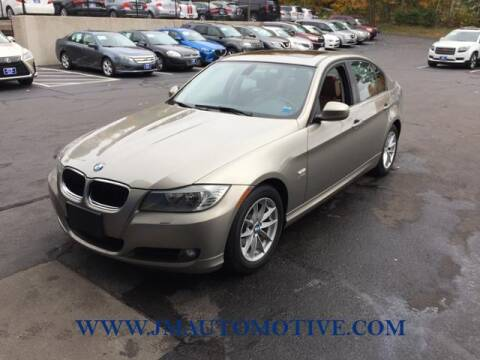 2010 BMW 3 Series for sale at J & M Automotive in Naugatuck CT