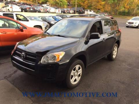 2012 Toyota RAV4 for sale at J & M Automotive in Naugatuck CT