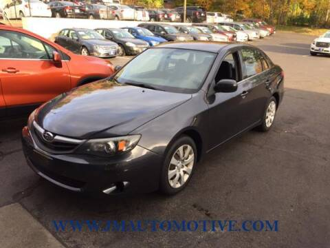 2010 Subaru Impreza for sale at J & M Automotive in Naugatuck CT
