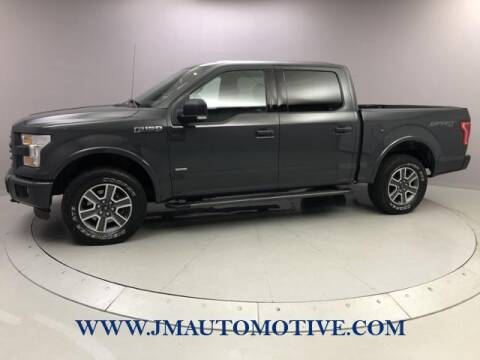 2016 Ford F-150 for sale at J & M Automotive in Naugatuck CT