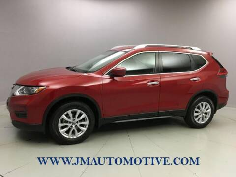 2017 Nissan Rogue for sale at J & M Automotive in Naugatuck CT