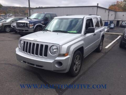 2008 Jeep Patriot for sale at J & M Automotive in Naugatuck CT