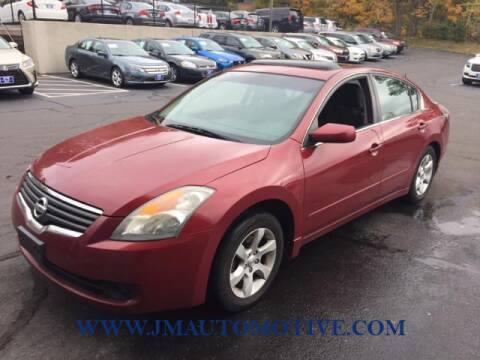2008 Nissan Altima for sale at J & M Automotive in Naugatuck CT