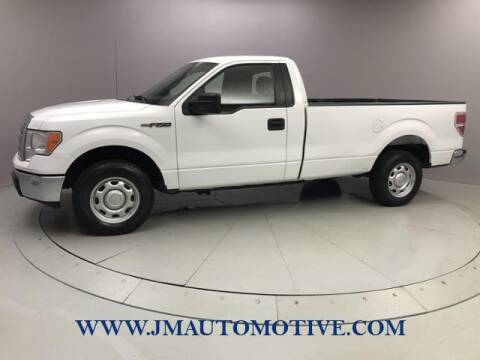 2012 Ford F-150 for sale at J & M Automotive in Naugatuck CT