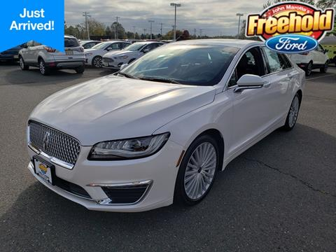 2017 Lincoln MKZ for sale in Freehold, NJ