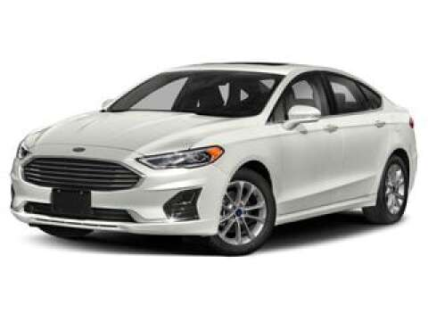 2020 Ford Fusion Hybrid SEL for sale at Freehold Ford Inc. in Freehold NJ