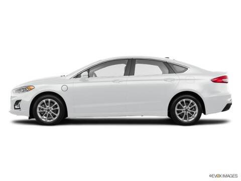 2020 Ford Fusion Hybrid Titanium for sale at Freehold Ford Inc. in Freehold NJ