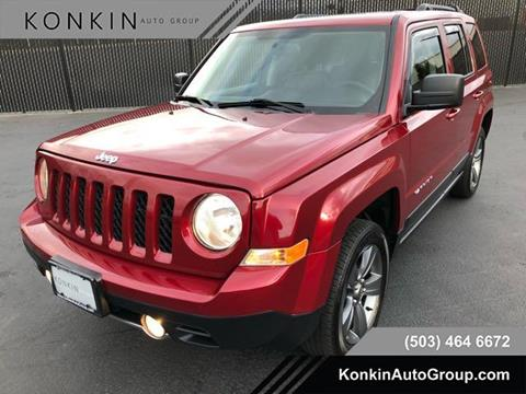 2015 Jeep Patriot for sale in Portland, OR