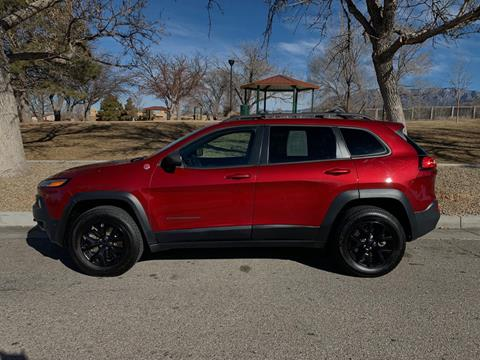 2015 Jeep Cherokee for sale in Albuquerque, NM
