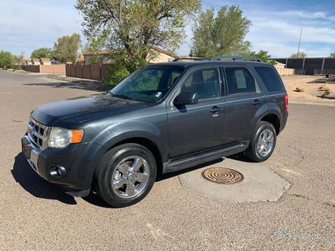 2009 Ford Escape for sale at Top Gun Auto Sales in Albuquerque NM