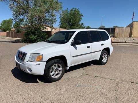 2007 GMC Envoy for sale at Top Gun Auto Sales in Albuquerque NM