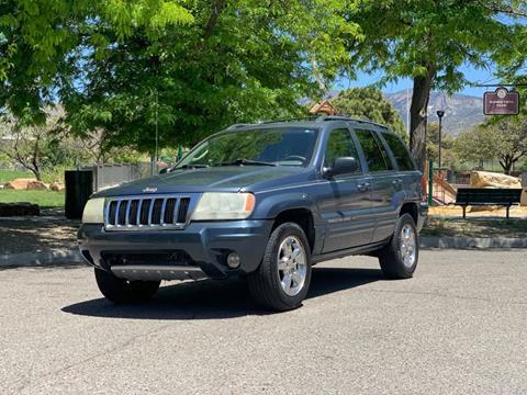 2004 Jeep Grand Cherokee for sale at Top Gun Auto Sales in Albuquerque NM