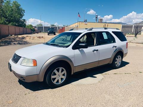 2005 Ford Freestyle for sale at Top Gun Auto Sales in Albuquerque NM