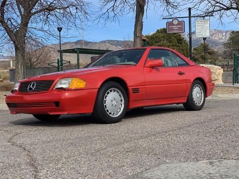 1990 Mercedes-Benz 300-Class for sale at Top Gun Auto Sales in Albuquerque NM