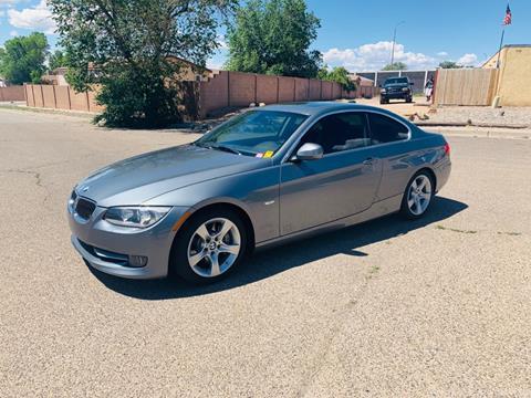 2013 BMW 3 Series for sale at Top Gun Auto Sales in Albuquerque NM
