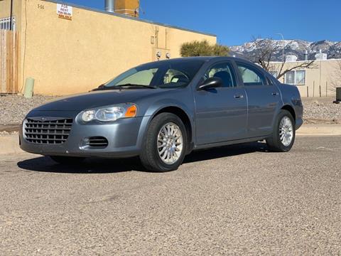 2006 Chrysler Sebring for sale at Top Gun Auto Sales in Albuquerque NM