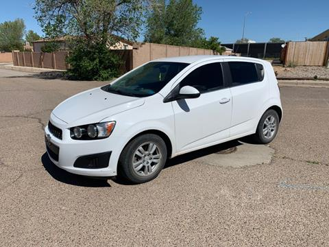 2015 Chevrolet Sonic for sale in Albuquerque, NM