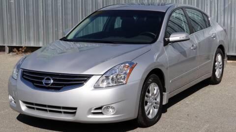 2011 Nissan Altima for sale at Top Gun Auto Sales, LLC in Albuquerque NM