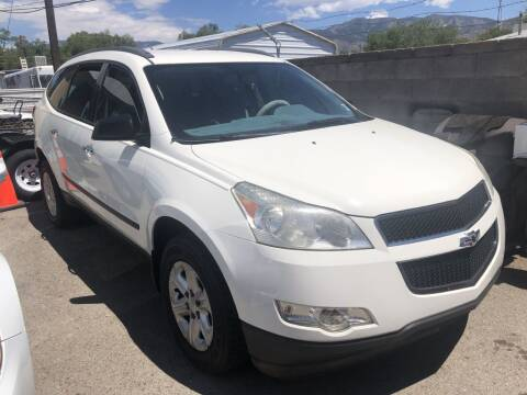 2011 Chevrolet Traverse for sale at Top Gun Auto Sales, LLC in Albuquerque NM