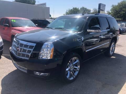 2011 Cadillac Escalade for sale at Top Gun Auto Sales, LLC in Albuquerque NM