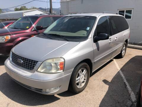 2006 Ford Freestar for sale at Top Gun Auto Sales, LLC in Albuquerque NM