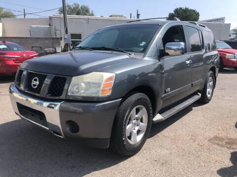 2007 Nissan Armada for sale at Top Gun Auto Sales, LLC in Albuquerque NM