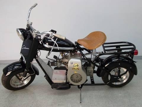 1958 Cushman Eagle
