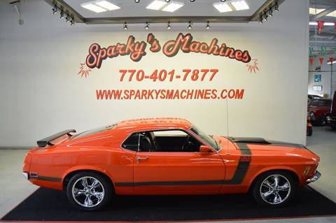 1970 ford mustang for sale - carsforsale