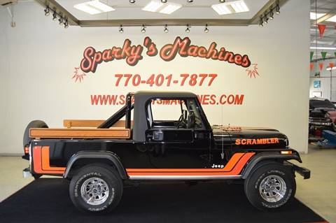 1981 Jeep Scrambler for sale in Loganville, GA