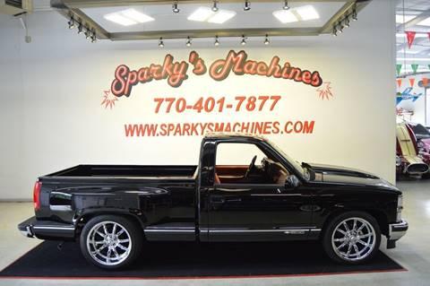 1991 Chevrolet Silverado 1500 for sale in Loganville, GA
