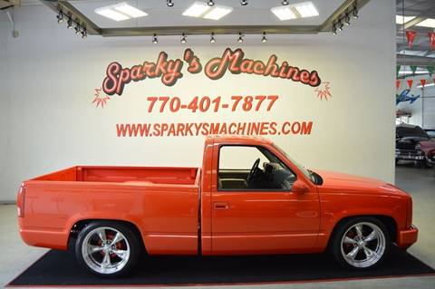 1996 GMC Sierra 1500 for sale in Loganville, GA