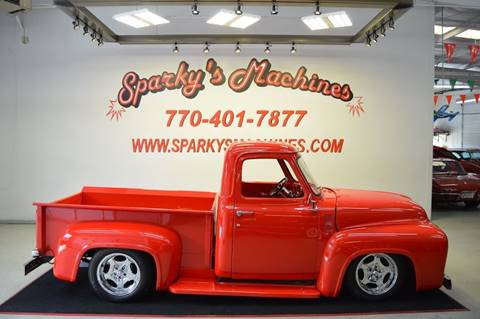 1955 Ford F-100 for sale in Loganville, GA