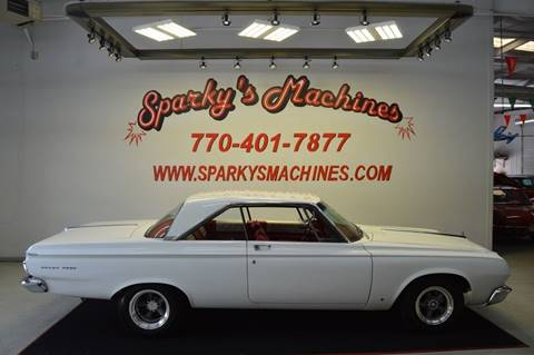 1964 Plymouth Sport Fury for sale in Loganville, GA