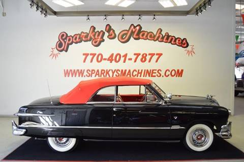 1951 Ford Crestline for sale in Loganville, GA
