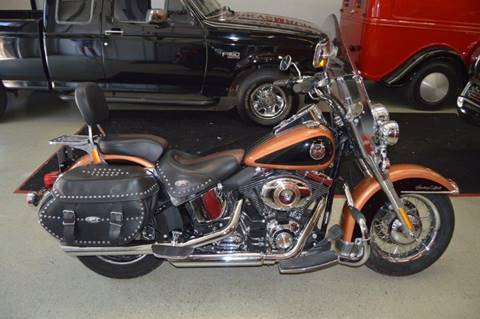 2008 Harley-Davidson Heritage Softail Classic for sale in Loganville, GA