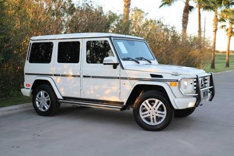 Used 2013 Mercedes Benz G Class For Sale In Texas Carsforsale Com