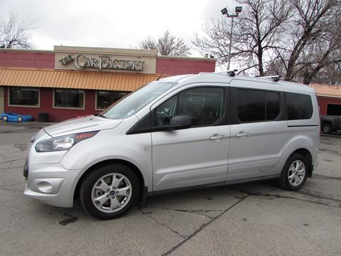 57cab1bc74 2015 Ford Transit Connect Wagon for sale in Billings