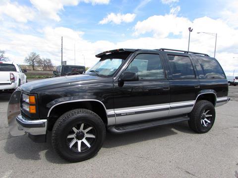 1997 GMC Yukon for sale in Billings, MT