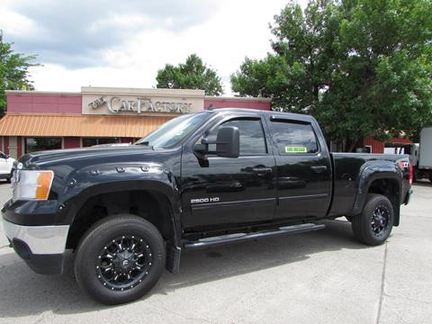 2014 GMC Sierra 2500HD for sale in Billings, MT